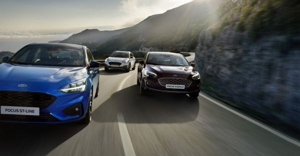 Car Magazine - New Ford Focus (2018): UK price, features, specs and everything else