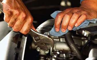 Book a Service at Johnstone's Garage